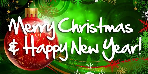 Thông báo nghỉ Lễ Giáng Sinh và Tết Dương lịch 2018