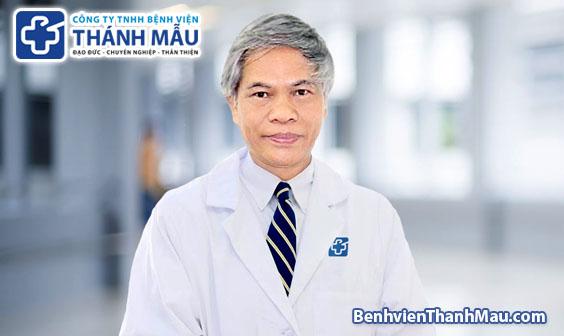 PGS TS Vũ Đình Hùng chủ tịch hội thấp khớp học tphcm bs bệnh viện thánh mẫu