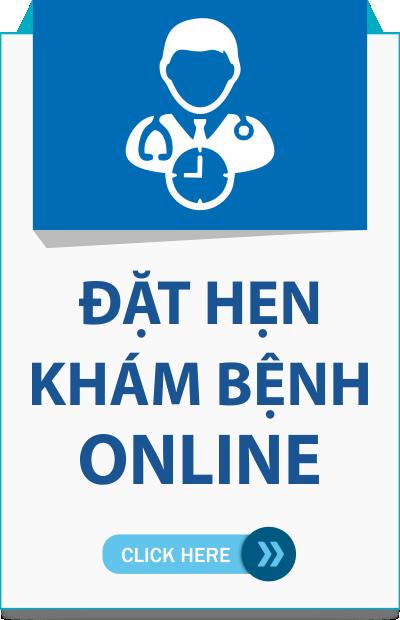 Đặt hẹn khám bệnh online